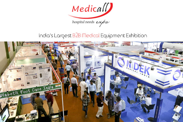 18th edition of Medicall held in Mumbai - Express Healthcare