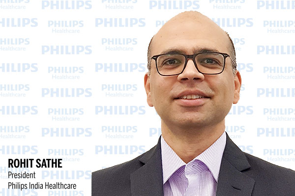 Philips appoints Rohit Sathe as President of Philips India