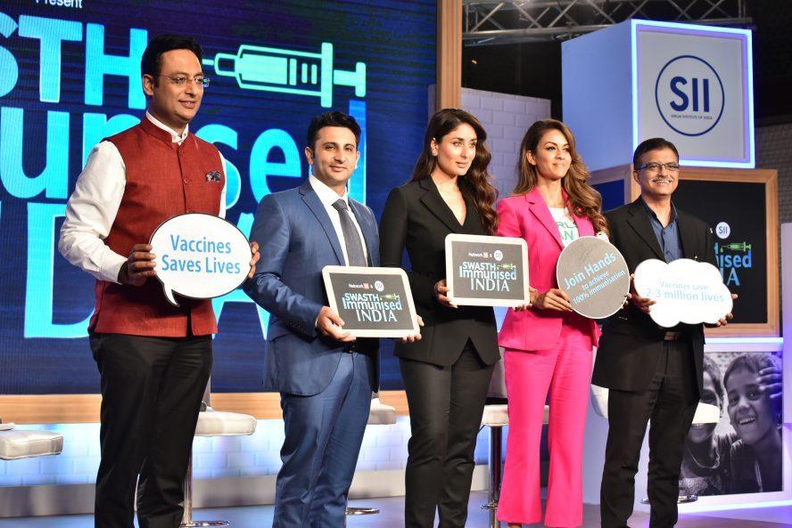Kareena Kapoor Khan becomes the face of 'Swasth Immunised India