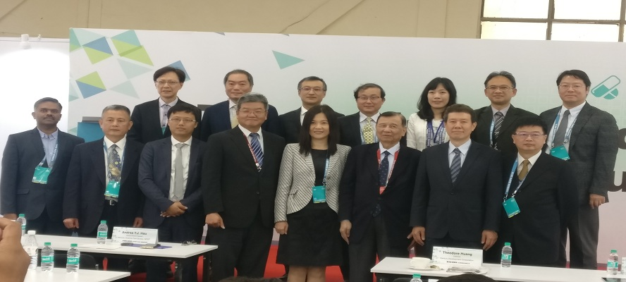 Taiwan Expo 2019 aims to create new market for Indian medical