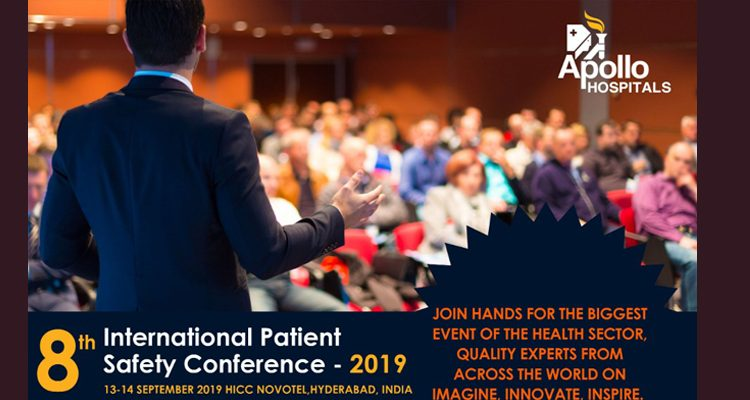 8th International Patient Safety Conference 2019 to be held