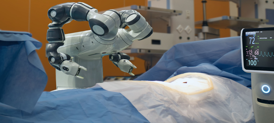 Leading medical robots used in healthcare: GlobalData - Express Healthcare